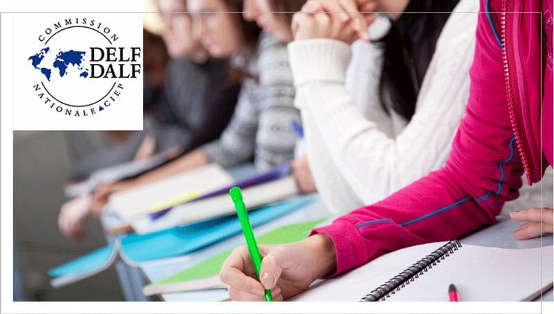 apprendre le français - préparation aux examens DELF / DALF